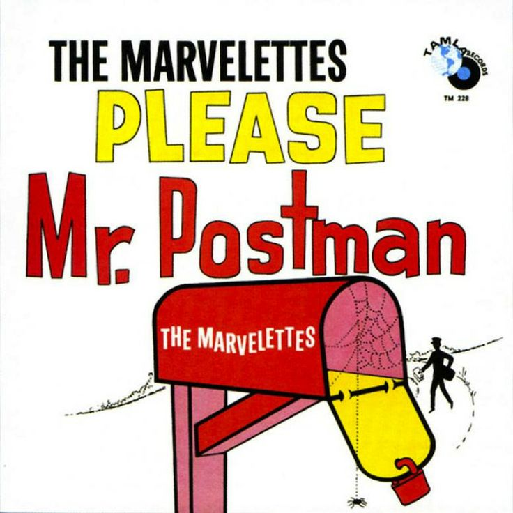 December 11, 1961 - The Marvelettes went to No.1 on the US singles chart with 'Please Mr Postman'. Notable as the first Motown song to reach the number-one position on the Billboard Hot 100 pop singles chart. The session musicians on the track included 22 year old Marvin Gaye on drums. •• #themarvelettes #marvelettes #thisdayinmusic #1960s