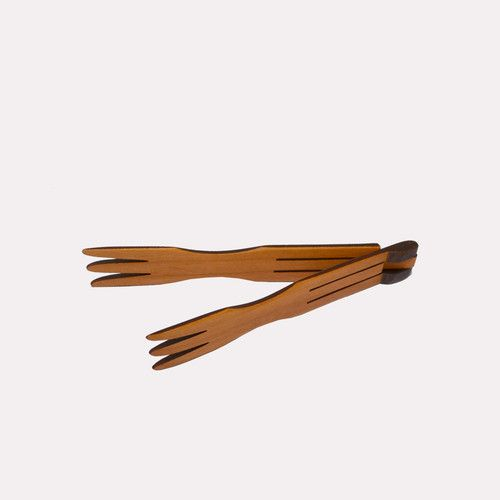 Inside-Out Tongs® For Hors d'oeuvres