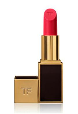 red lipstick??
