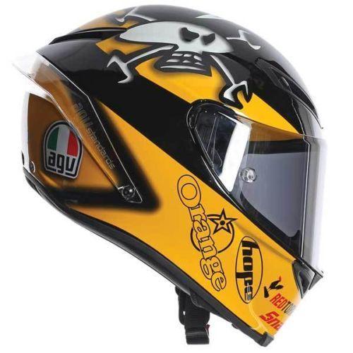 AGV Corsa Guy Martin replica helmet - Champion Helmets