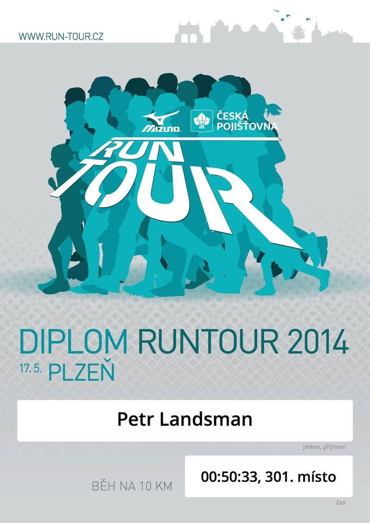 Run Tour 2014: Plzeň
