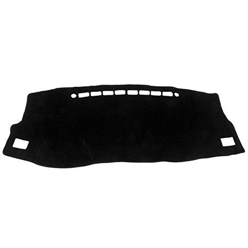 NEVERLAND Black Non-slip Dash Mat Dashboard Cover Shield Sun Carpet Pad Custom Fit for Toyota Corolla 2014 2015 2016 2017. For product info go to:  https://www.caraccessoriesonlinemarket.com/neverland-black-non-slip-dash-mat-dashboard-cover-shield-sun-carpet-pad-custom-fit-for-toyota-corolla-2014-2015-2016-2017/