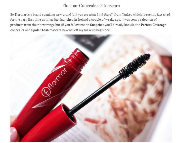 Did you see which Flormar products @StephanieOQ included in her monthly favs?  http://bit.ly/1IDamsB
