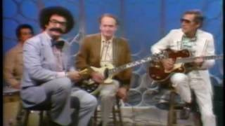 Les Paul & Chet Atkins 1978-07-05 NYC NBC Today Show Pt1, via YouTube.