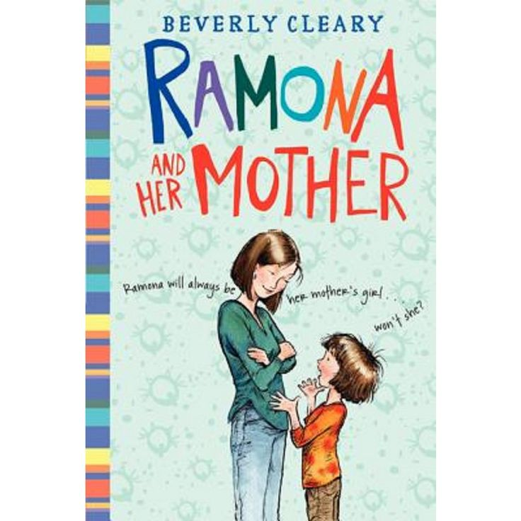52 best books for aden images on pinterest magic tree houses book ramona and her mother reprint paperback beverly cleary fandeluxe Choice Image