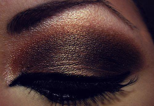 Brown Eyes <3Earth Tone, Eye Makeup, Eye Shadows, Dramatic Eye, Brown Eye, Dark Eye, Beautiful, Eyeshadows, Smokey Eye