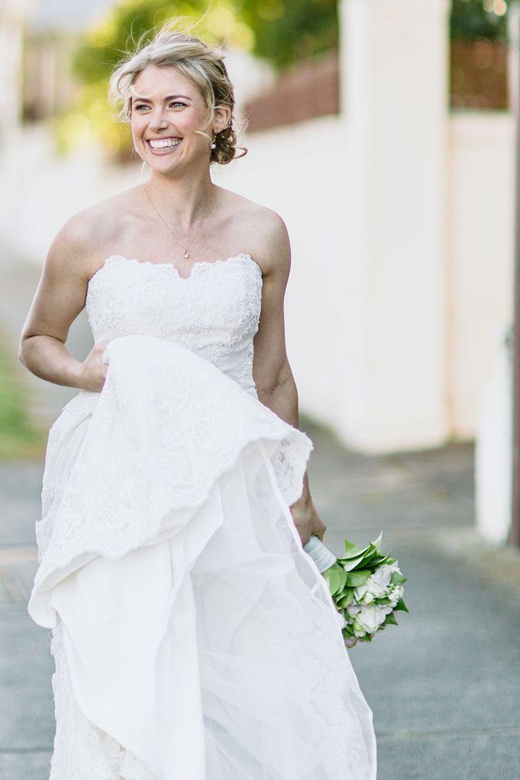 Nicola. Queenscliff wedding.   by Pretty Flamingo Photography  #prettyflamingobride