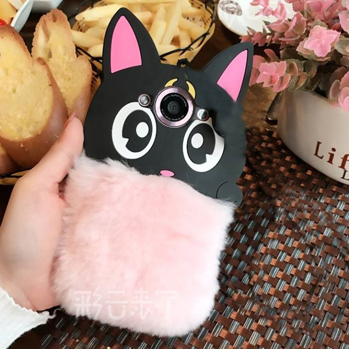 Price Just Rs.1199 Covers with Free Home Delivery and Cash on Delivery all over Pakistan.Premium Luxury Rabbit Luna Cat with Bow Fluffy Case for IPhone 6 6 Plus 6s 6s Plus 7 7 Plus Samsung S6 S6 Edge S7 S7 Edge Note 5. Colors: Grey Pink Baby Pink To Place an Order: WhatsApp: 03064744465 or Inbox Us PS: Products are subject to availability. Limited Stock!  Website Catalog: http://ift.tt/2luLNuG - http://ift.tt/1MNMhRR