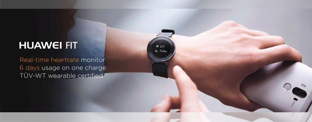 Huawei Fit now TÜV SÜD-WT Certified - http://authoritywearables.com/huawei-fit-now-tuv-sud-wt-certified