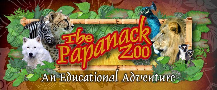 Welcome to Papanack Park Zoo - Ottawa's Local Zoo