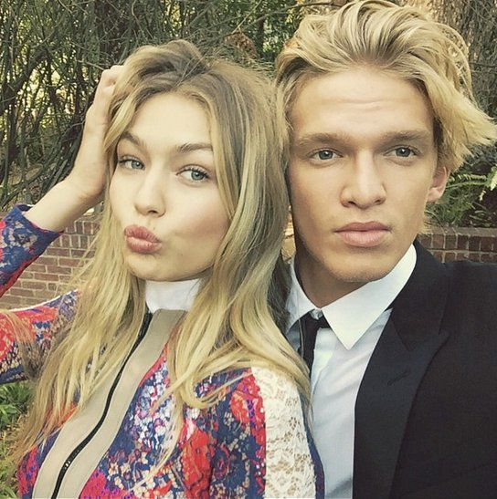Pin for Later: The Way They Were: Gigi Hadid and Cody Simpson's Cutest Moments