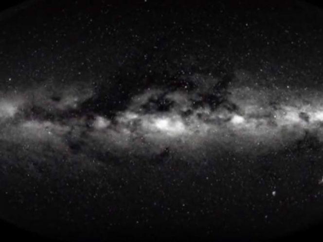 Agencia Espacial Europea elabora mapa tridimensional de Vía Láctea