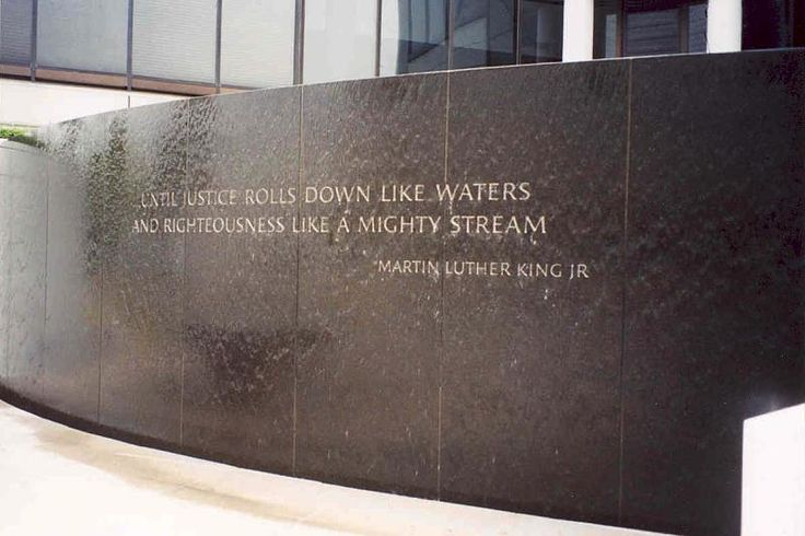 Images of the Civil Rights Memorial in Montgomery, Alabama, by ...
