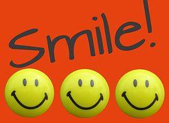 Smiley, Smile, Laugh, Joy, Pep Talk
