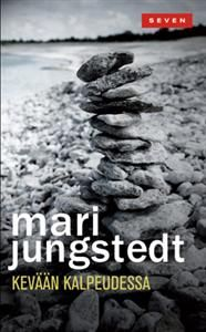 http://www.adlibris.com/fi/product.aspx?isbn=9511260359   Nimeke: Kevään kalpeudessa - Tekijä: Mari Jungstedt - ISBN: 9511260359 - Hinta: 6,80 Tuli luettua yhdessä päivässä :-)