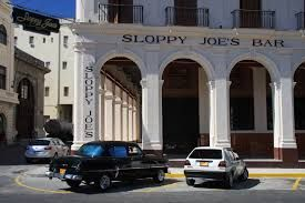 Sloppy Joe's Bar terug in Havanna