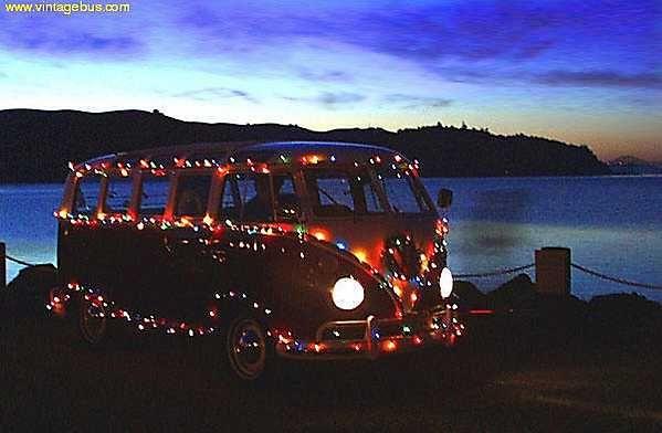 vw_van25 Hippy Van <3