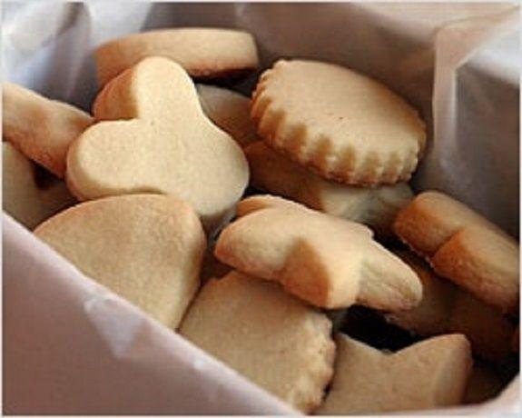 Μπισκότα βουτύρου με Linodiet Baking Stevia!  