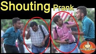 Watch Shouting Ghabra Kyu Rahe Ho Scare Pranks in India 2016 – Unglibaaz - ... 😍 💖 👍 👍  #shouting #pranksinIndia #drivethru #unglibaaz #comedy #funny #india #delhi