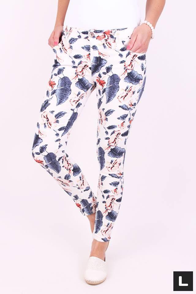 Dámske rifľové nohavice