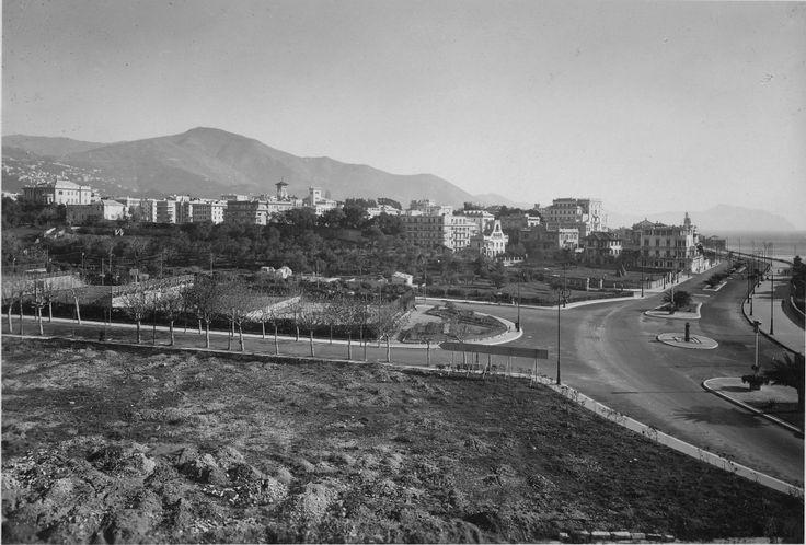 Corso Italia, zona Lido.  (Foto: 1932-1936, Foto Cresta)
