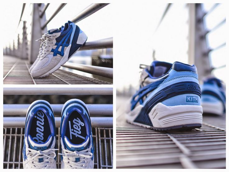 """God Save the Queen and all: Ronnie Fieg x ASICS Gel Sight """"Atlantic"""" & """"Pacifi... #asics #kith #ronniefieg #sneakers"""