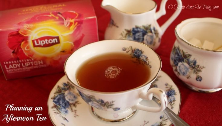 Sipping tea with friends at an afternoon tea doesn't have to be expensive or difficult. Easy instructions on How to Plan an Afternoon Tea