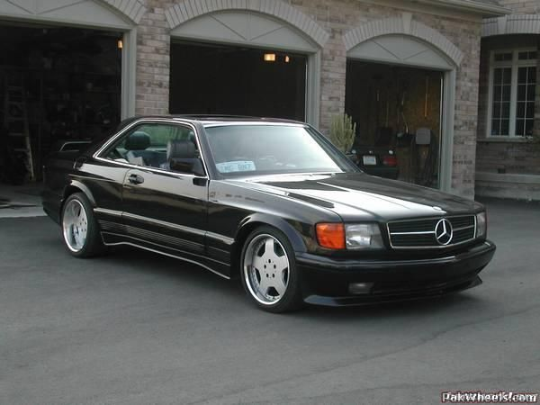 MERCEDES 560 AMG WIDEBODY -786720