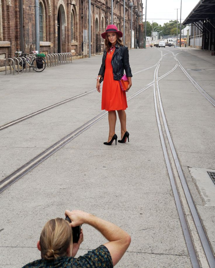 Behind the Scenes @ Colette A/W 2014 Campaign