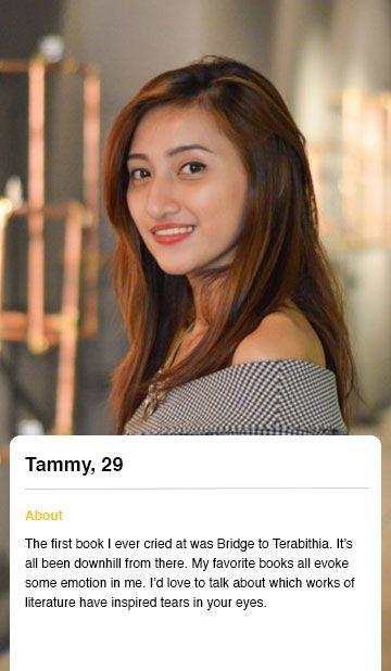 Die besten beispiele für online-dating-profile für frauen
