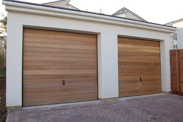 A large garage door set up usually eats up close to 20% of home's front look. This reliable component can be opened manually or by the aid of a remote cont