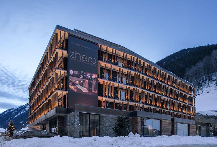 Hotel zhero ischgl kappl design hotel ischgl kappl for Ischgl design hotel
