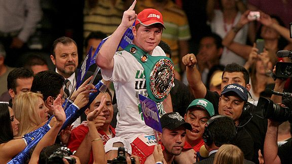 Mexican Boxer, Canelo Alvarez, Set to Headline Main Event on Mexico's Independence Day | Mexico Current News and Mexico Current Events, all the Latest News on Mexico Today
