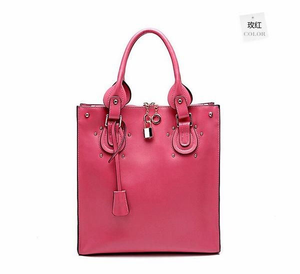 Love this pink tote from yesstyle!