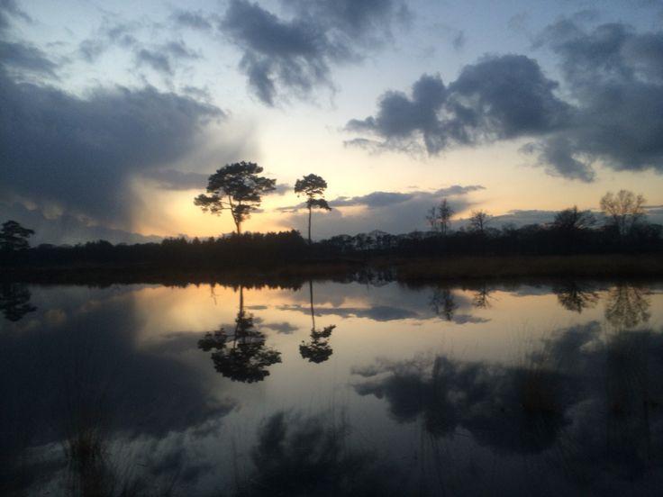 Sunset Overasselt 8:03/16
