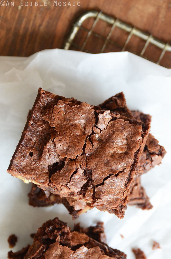 The Best Chewy Brownies | Recipe | The o'jays, Brownies ...