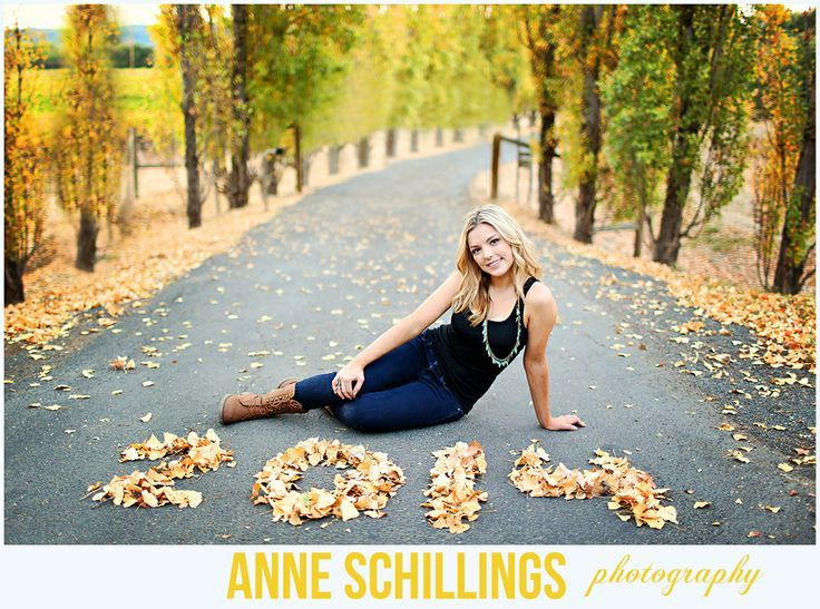 cute senior picture ideas for fall - Google Search