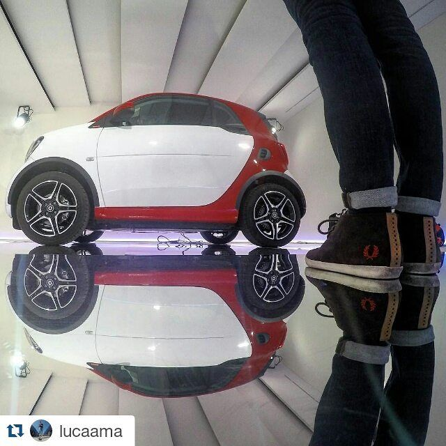 smart fortwo x2   #Repost @lucaama with @repostapp  X 2 #roma#rome#romanity#igersroma#ig_rome#ig_italy#ig_europe#buongiornoroma#romeandyou#gf_italy#igersitalia#instaitalia#streetphotografy#tagforlikes#igers#follow#followme#love#igerslazio#vsco#smart#smartcar#smartlovers#fortwo#red#fredperry#gopro by smart_spain