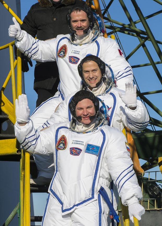 canadian astronaut international space station - photo #26