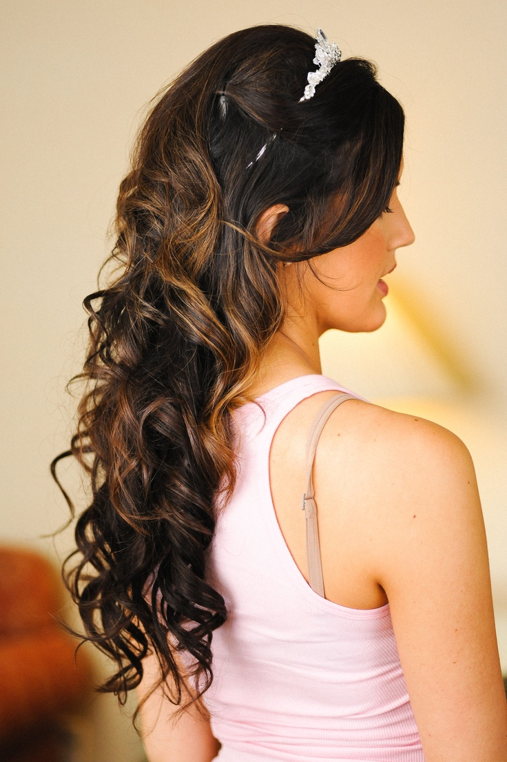Wedding hair extensions : Best images about wedding hair extensions styles on