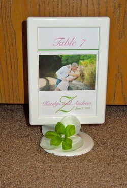 Cute use of the Ikea Tolsby frame