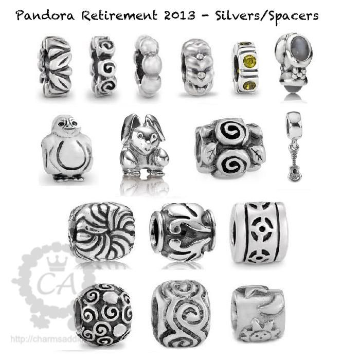 49 best Retired Pandora Charms images on Pinterest