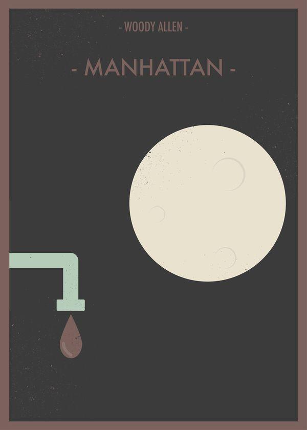 Alternative Movie Posters Manhattan