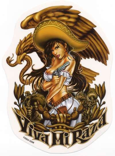 Sombrero Art