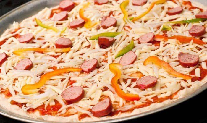 Cómo Hacer Pizza Casera Masa Para Pizza Comedera Recetas Tips Y Consejos Para Comer Mejor Receta Hacer Pizza Casera Como Hacer Pizza Casera Pizza Casera