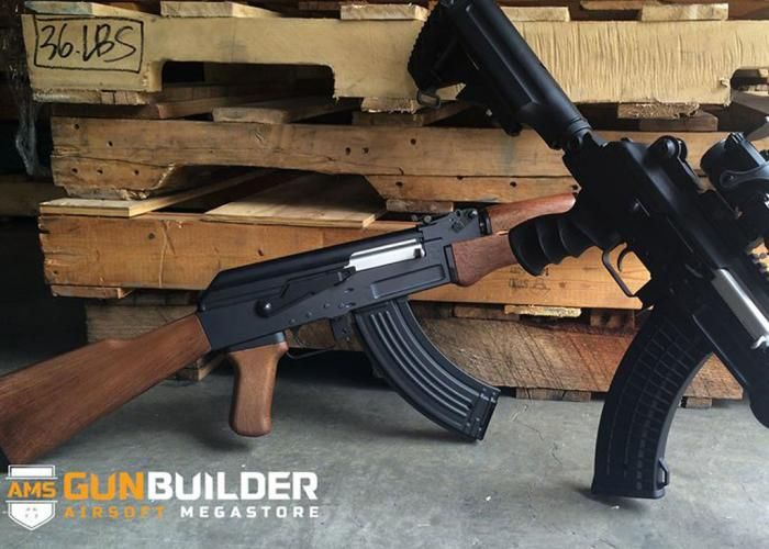 AMS AK Gun Builder Up Next Week