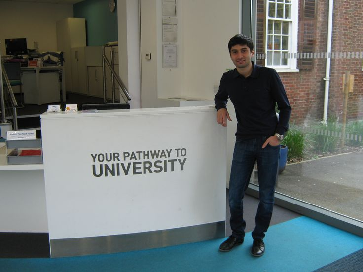 From Bell to the University of Cambridge! Shahin graduated from - first class degree