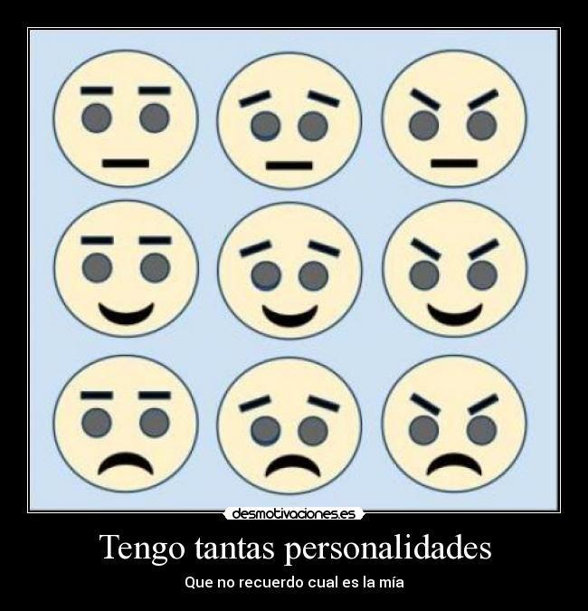 Confusión de personalidades