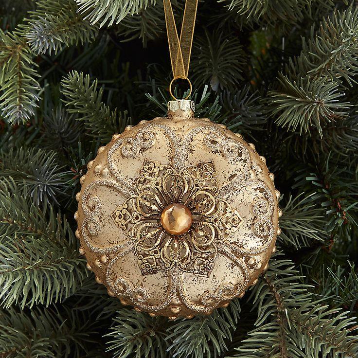 Embellished bauble