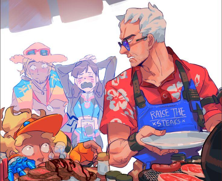 Wen por allí estará Genji XD ? :V